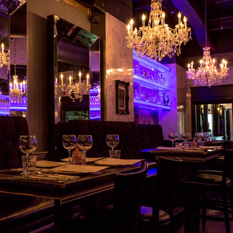 Private Bookings King Street Toronto